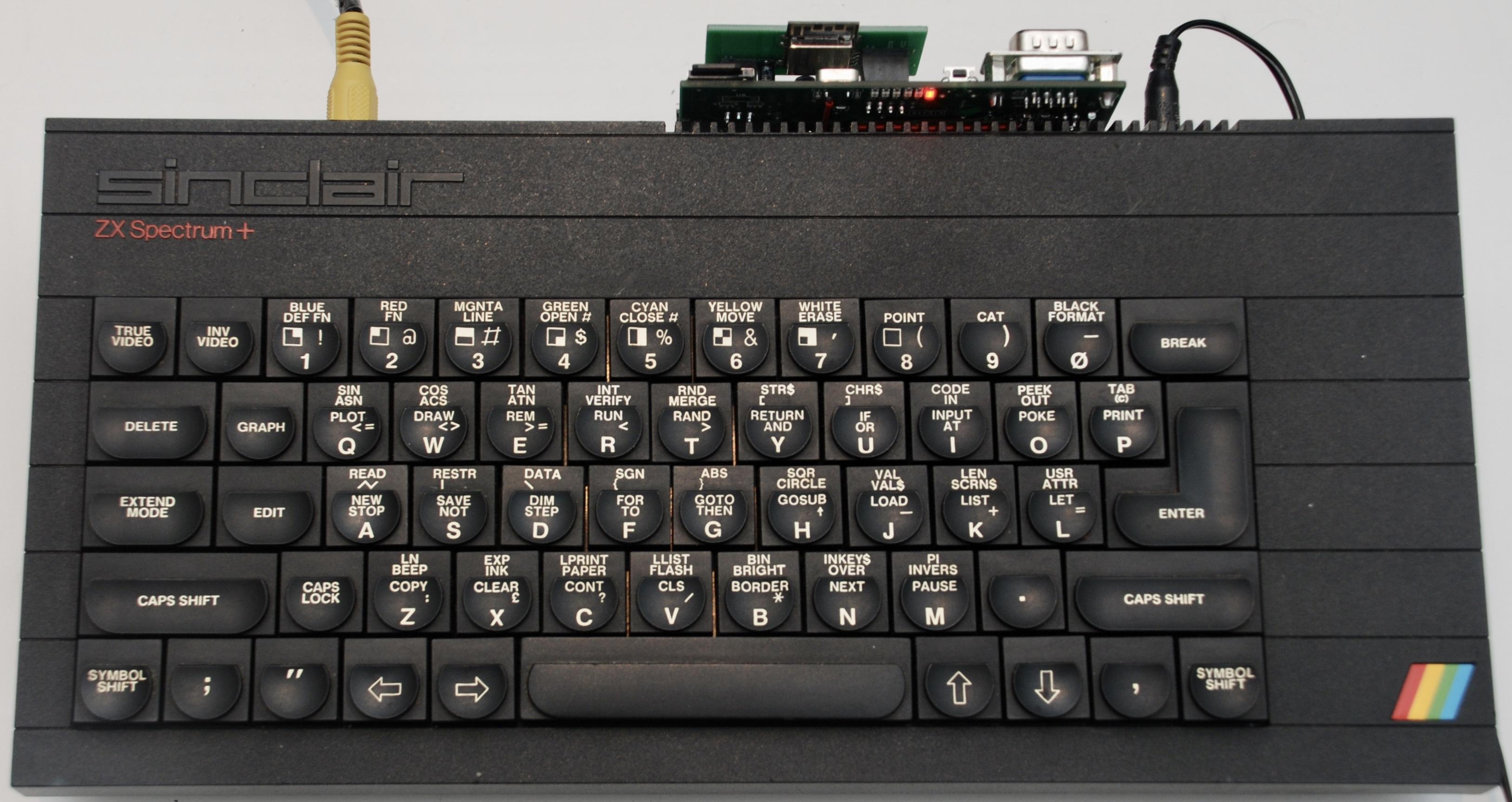 Zx Spectrum Old Crap Vintage Computing