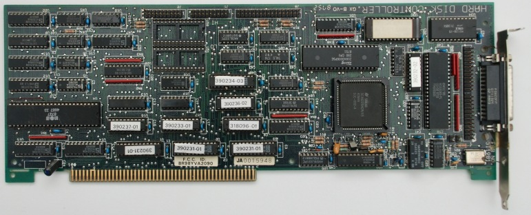 A2090A card without auto boot EPROMs