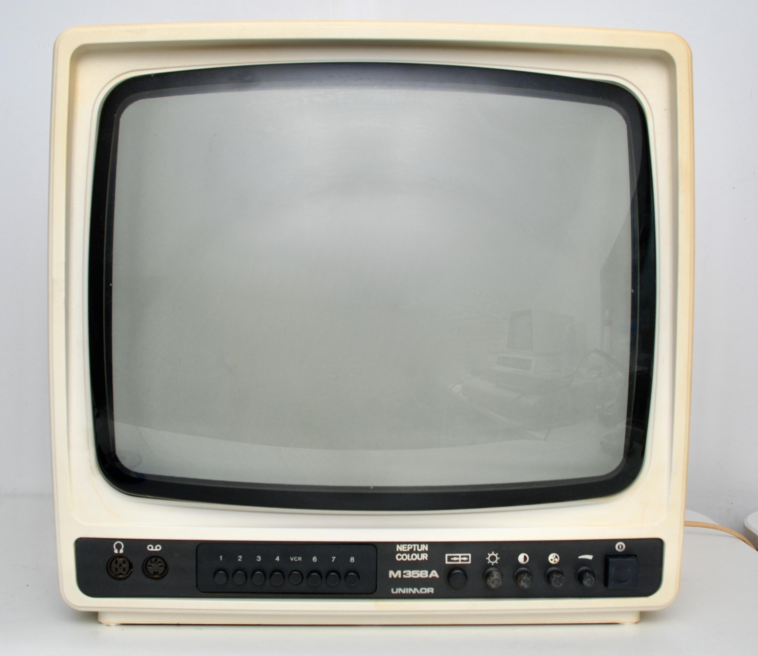 Neptun M358a Monitor  U2013 Old Crap Vintage Computing